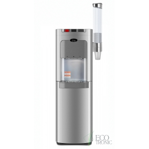 Ecotronic C8-LX silver