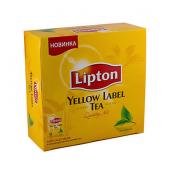 Lipton - чай еллоу лейбл (100 шт./2 г./1 уп.)