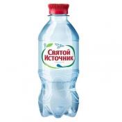 """Вода """"Святой источник"""" (газ./0.33 л./1 уп./12 шт./ПЭТ)"""