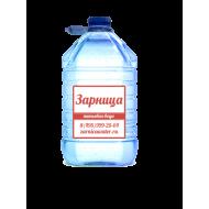 """Вода """"Зарница"""" (5.0 л./ПЭТ)"""
